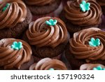 Chocolate Cupcake  Set Of...