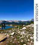 Small photo of Hiking trip up in the Garibaldi Mountains in BC