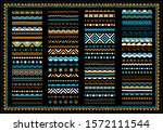 greeting decorative design... | Shutterstock .eps vector #1572111544