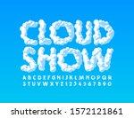 vector creative poster cloud... | Shutterstock .eps vector #1572121861