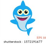 Family Sharks Character Baby ...