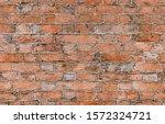 Seamless Red Brick Pattern. Old ...