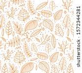 abstract autumn pattern vector...   Shutterstock .eps vector #1572344281