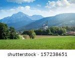Village In Bavaria  Germany