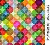 Colorful Circles Abstract...