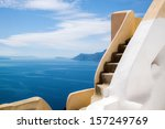 brown stairs of the traditional ... | Shutterstock . vector #157249769