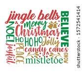 Christmas Word Art   Christmas...