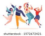 vector  trendy illustration in... | Shutterstock .eps vector #1572672421