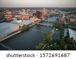 Movies On The Grand River In...