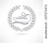liner icon | Shutterstock .eps vector #157271471