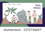 early history landing page...