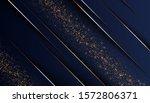 dark blue background with... | Shutterstock .eps vector #1572806371