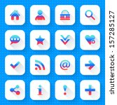 16 basic icon set 05  gradient...
