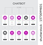 chatbot infographic 10 steps ui ...