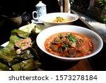 Spicy Northern Thai Style...