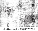 rough black and white texture... | Shutterstock .eps vector #1573673761