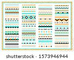 greeting decorative design... | Shutterstock .eps vector #1573946944