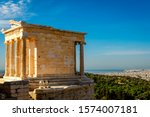 The Temple Of Athena Nike  On...