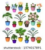 vector illustration of many...   Shutterstock .eps vector #1574017891