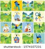 vector illustration ... | Shutterstock .eps vector #1574107231
