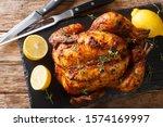 Crispy Juicy Rotisserie Chicken ...