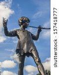 Peter Pan Statue At Sefton Par...