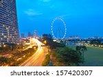 singapore   august 26 ... | Shutterstock . vector #157420307