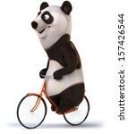 panda | Shutterstock . vector #157426544