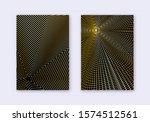 cover design template set.... | Shutterstock .eps vector #1574512561