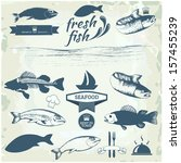 Seafood Labels  Fish Packaging...