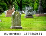 Old Stone Blank Cemetery...