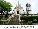 phra nakhon khiri historical... | Shutterstock . vector #157461521