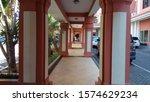 semarang  indonesia   9 9 2018  ... | Shutterstock . vector #1574629234