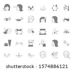 simple flat icon related to... | Shutterstock .eps vector #1574886121