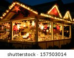 Illuminated Christmas Fair...
