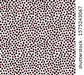 dots pattern. seamless texture... | Shutterstock .eps vector #1575243067