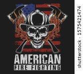American Fire Fighter Rescue...