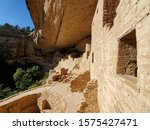 Mesa Verde Dwellings Cliff In...