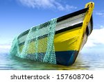 The Old Fishing Boat With...