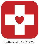 first aid | Shutterstock .eps vector #157619267