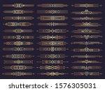 art deco borders. retro...   Shutterstock .eps vector #1576305031
