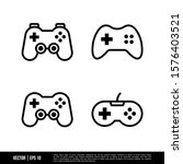 The Best Gamepad Icons Vector...