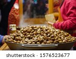 close up night view at heap of... | Shutterstock . vector #1576523677