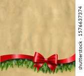 happy new year banner with...   Shutterstock .eps vector #1576637374