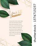 banner design template for...   Shutterstock .eps vector #1576715257