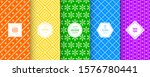 bright abstract patterns. set... | Shutterstock .eps vector #1576780441