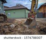 Bulldozer Excavator Shovel Hea...