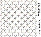 seamless vector pattern in... | Shutterstock .eps vector #1577029387