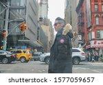 New York November 28 2019  Man...