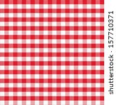 Real Seamless Pattern Of Red...